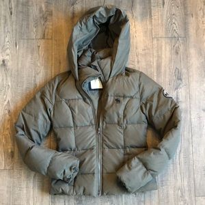 Abercrombie & Fitch Down Coat